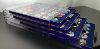 cajas smart para monedas o chapas