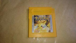 Pokemon Edicion Amarillo (ENVIO INCLUIDO)