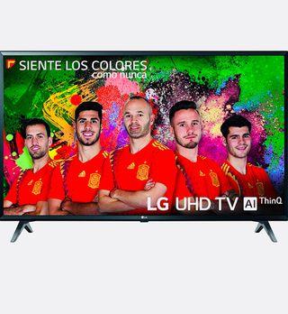 """TELEVISOR LG 50"""" (50UK6300PLB) NUEVO Y PRECINTADO"""
