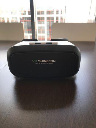 Gafas de realidad virtual para tu movil