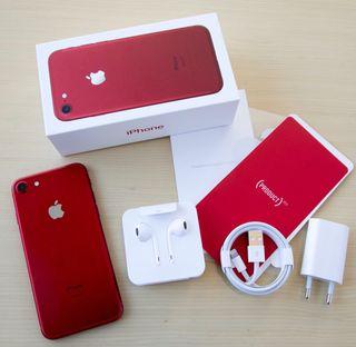 Iphone red especial edición