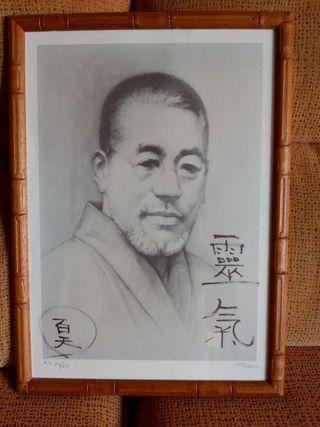 Reiki Lamina de Mikao Usui