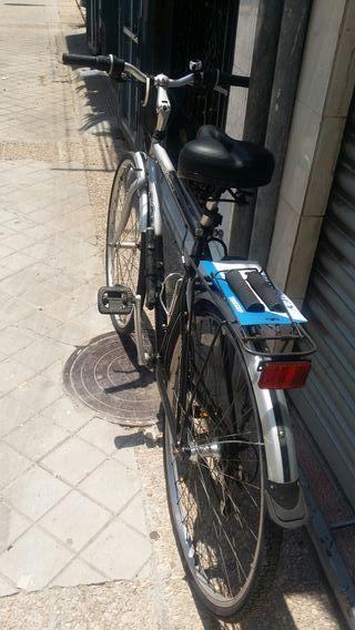 bici clásica de paseó