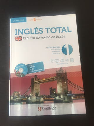 Libro ingles total