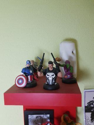 colección bustos Marvel. edición limitada