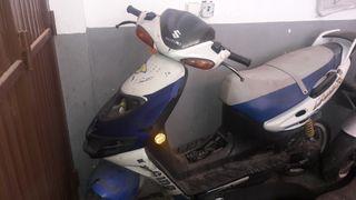 moto scooter 49c.c.