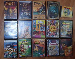 juegos de ordenador (originales)