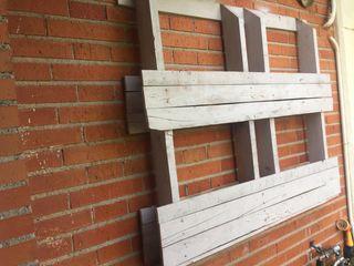 Macetero jardinera de pared