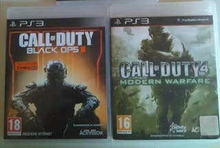 LOTE CALL OF DUTY