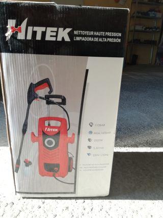 Limpiadora de alta presión