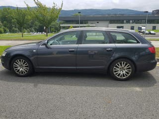 Audi A6 Avant con Libro de Mantenimiento sellado en Audi. Kms reales