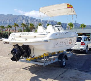 Barco Aria Yachts 670 Open