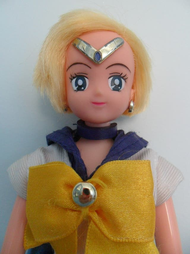 MUÑECA SAILOR URANO BANDAI 1995 MOON