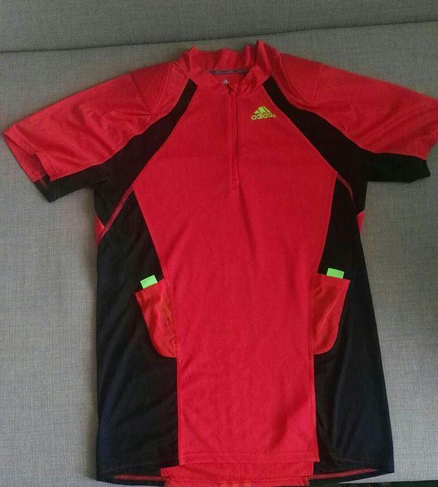 Tibio Llave Puntero  Camiseta técnica NUEVA Adidas Trail Running de segunda mano por 40 € en  Pamplona en WALLAPOP