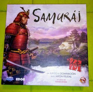 Samurai juego de mesa (castellano)