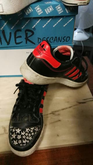bambas Adidas talla 40 en buen Estado