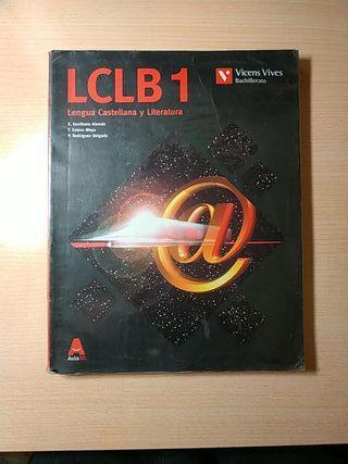 Libro Lengua 1ºBachiller