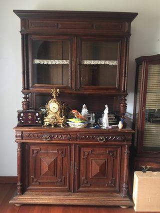 Mueble Antiguos De Segunda Mano En La Provincia De Madrid En Wallapop