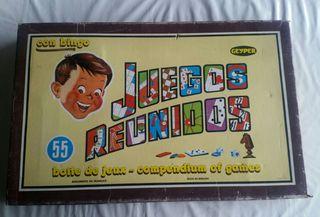 JUEGOS REUNIDOS 55 de Geyper
