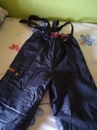 pantalón Barbour para moto