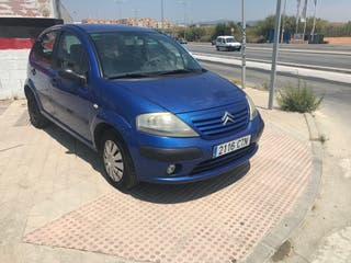 Citroen C3 1.4 Hdi exclusive 2004!!! 96.000kms