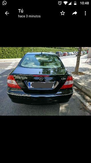 Mercedes-Benz CLK 320- 38.470 Km