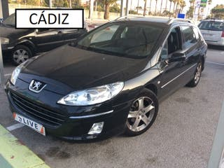 XV073943 Peugeot 407 2.0 HDI Sport