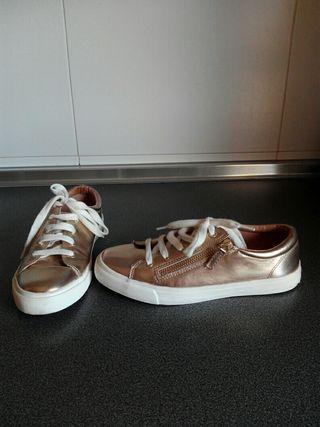 Zapatillas mujer stradivarius
