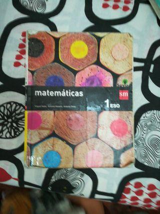 Libro de matematicas 1°eso