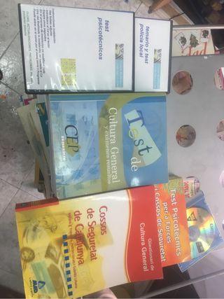 Libros oposiciones