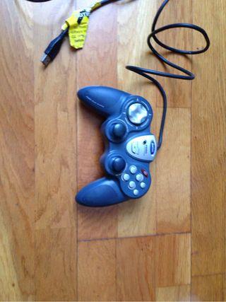 Mando PC tipo PlayStation USB
