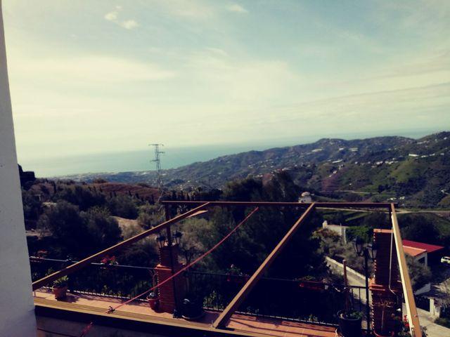 villa en Frigiliana