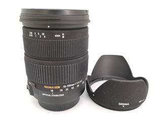 Objetivo Sigma 18-200mm DC OS