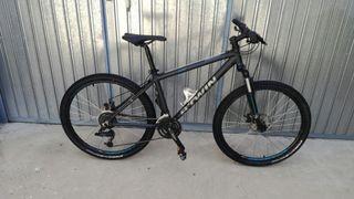 bicicleta de 26 S/M ,con frenos de discos