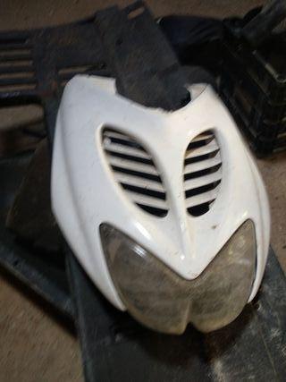carcasa Yamaha aerox