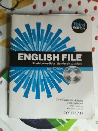 English File Workbook de Oxford