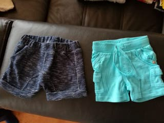pantalones 1 a 3 meses