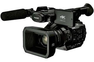 Videocámara profesional 4k (Nueva)