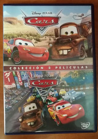 Combo DVD Cars 1 y 2