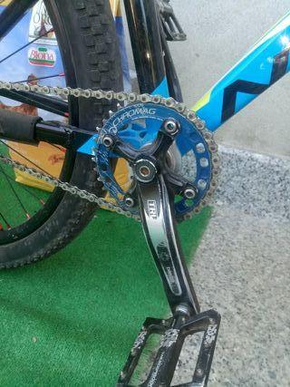 bielas dual dirt enduro descenso bici