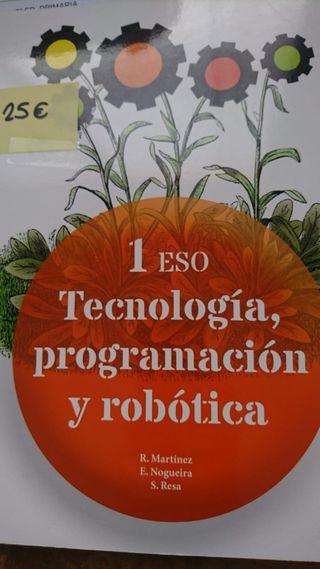 Tecnologia, programación y robótica - 1ESO