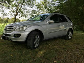 Mercedes-benz ML 320 paquete off Road