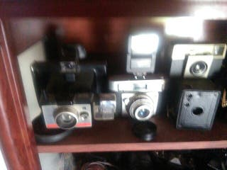 cámara s de fotos