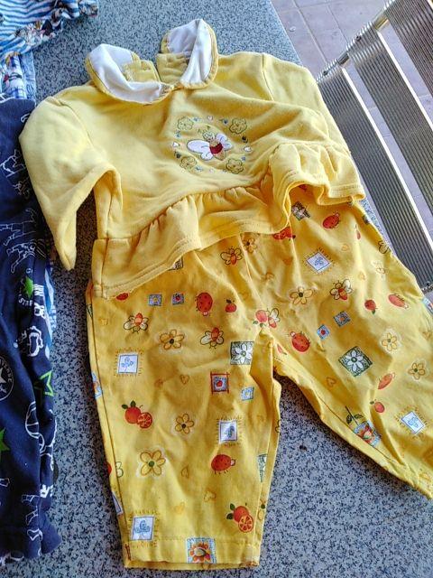lote bebe talla 3 meses, 12 prendas