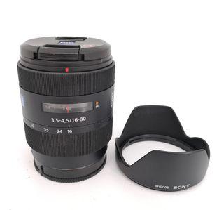 Objetivo Sony 16-80mm Carl Zeiss Vario-Sonnar T