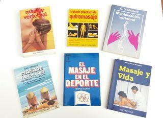 Libros de masaje