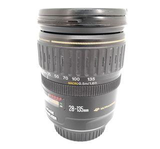 Objetivo Canon EF 28-135mm IS USM