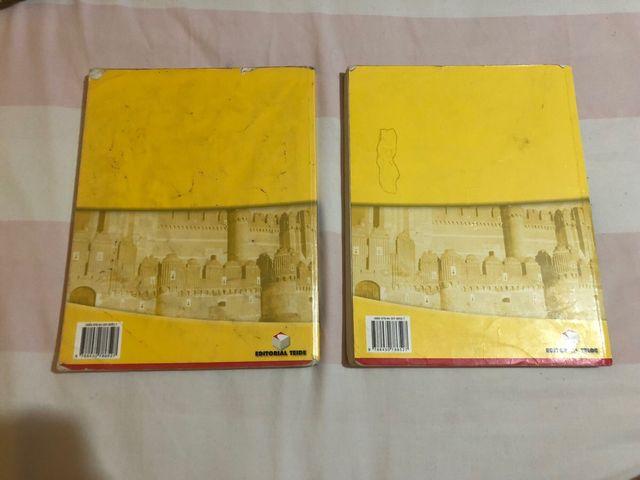 Libro lengua castellana y literatura 2