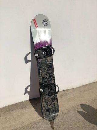 Tabla de snowboard Forum Youngblond