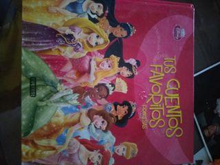 Tus cuentos favoritos Princesas disney